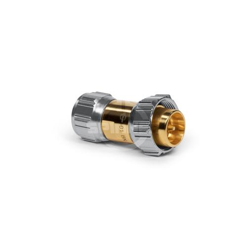 4.3-10 male to N male 12 GHz precision adapter product photo