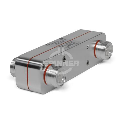 Coaxial directional coupler 3 dB H-Style 694-2700 MHz 7-16 female product photo