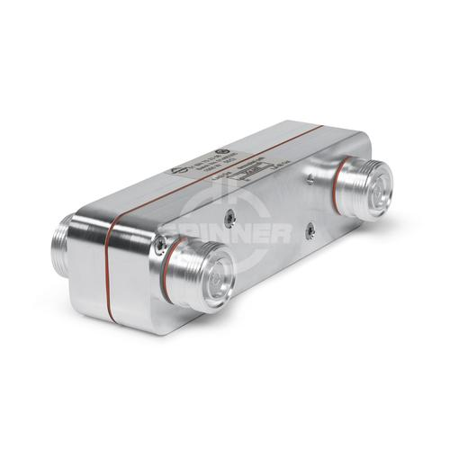 Coaxial directional coupler 4.77 dB H-Style 694-2700 MHz 7-16 female product photo