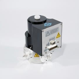 "Coaxial 2-way switch (DPDT) 7.5 kW DC-3.5 GHz 230 VAC 7/8"" EIA product photo"