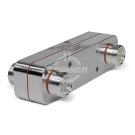 Coaxial directional coupler 10 dB H-Style 694-2700 MHz 7-16 female product photo