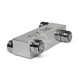 Coaxial directional coupler 3 dB X-Style 694-2700 MHz 7-16 female product photo
