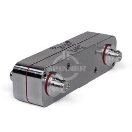 Coaxial directional coupler 3 dB H-Style 694-2700 MHz N female product photo