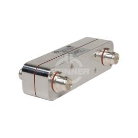Coaxial directional coupler 30 dB H-Style 500 W 694-2700 MHz 4.3-10 female product photo