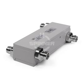 Coaxial directional coupler 3 dB X-Style 694-3800 MHz 4.3-10 female product photo