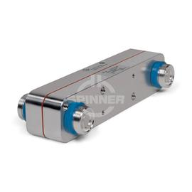 Coaxial directional coupler 6 dB H-Style 330-520 MHz 7-16 female product photo
